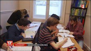 accompagnement scolaire paris